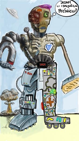 Tema: Robot